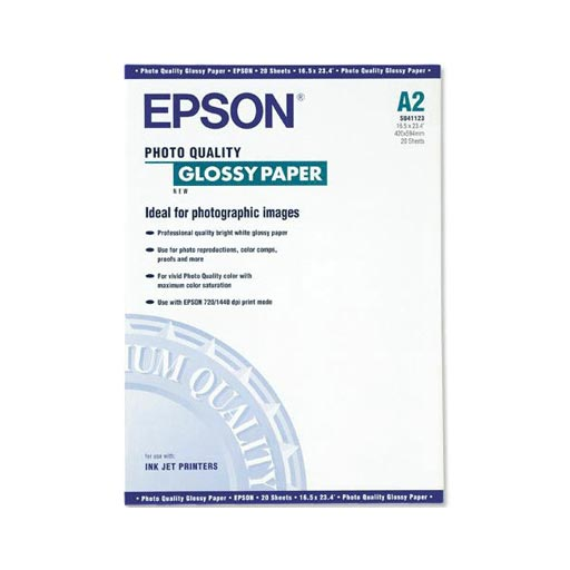Epson Photo Quality Glossy Paper