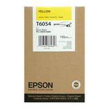 Epson Yellow Ultrachrome K3 Ink Cartridge - 110 ml - T605400