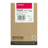 Epson Magenta Ultrachrome K3 Ink Cartridge - 110 ml -T605B00