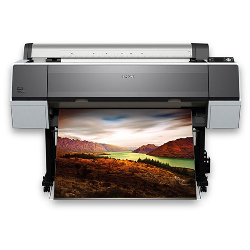 "Epson Stylus Pro 9890 44"" Wide Printer - Designer Edition - SP9890DES"