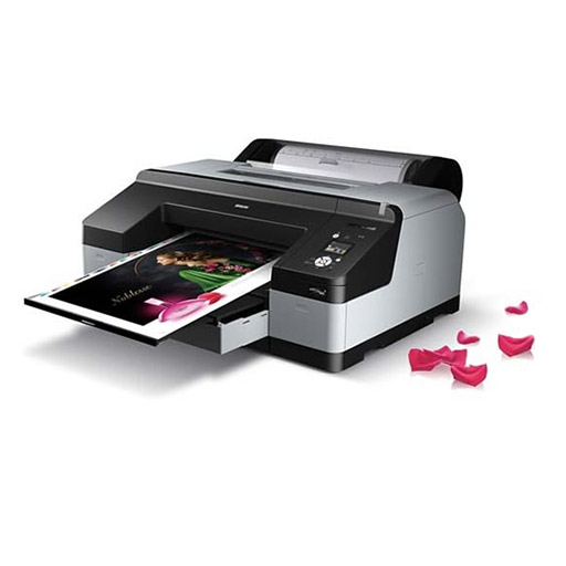 "Epson Stylus Pro 4900 17"" Wide Printer - SP4900HDR"
