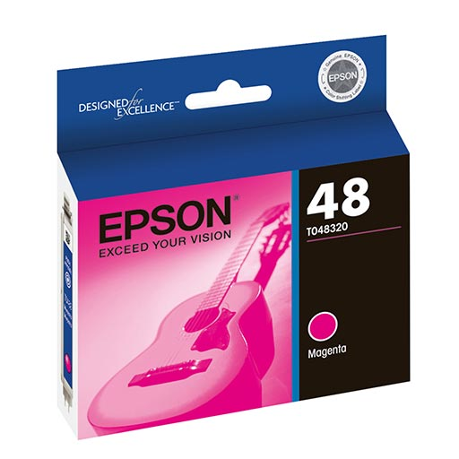 Epson Magenta Ink Cartridge - T048320
