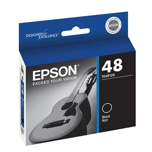 Epson Black Ink Cartridge - T048120