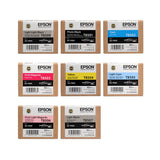 Photo Black ink set for Epson P800