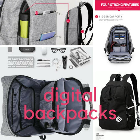 The Ultimate Backpacks