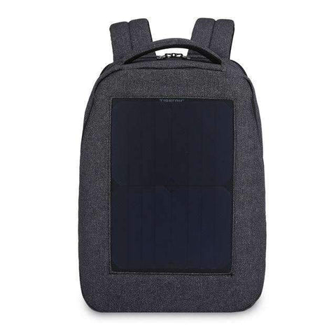 Bags - Solar Powered Backpack With USB Charger ERGON