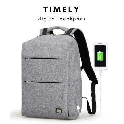 Bags - TIMELY Laptop Travel Backpack TIMELY - Special Price NEW!