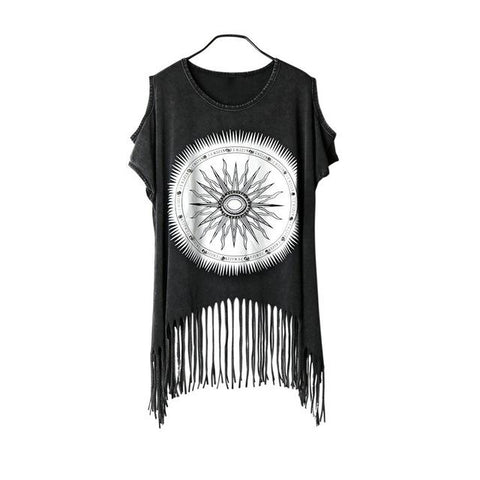 Clothing - Punk Streetstyle T-shirt