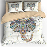 Home Decor - ELEPHANT Bedding Set
