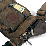 THE ULTIMATE Biker Leg Bag