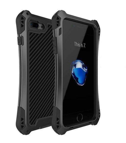 Tech - Gorilla Glass Aluminum Case ARMOR