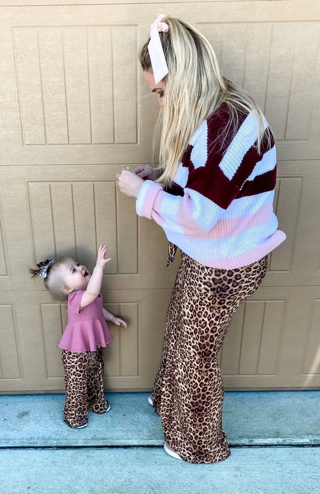 Leopard 2.0 Palazzos - Little Southern Swag