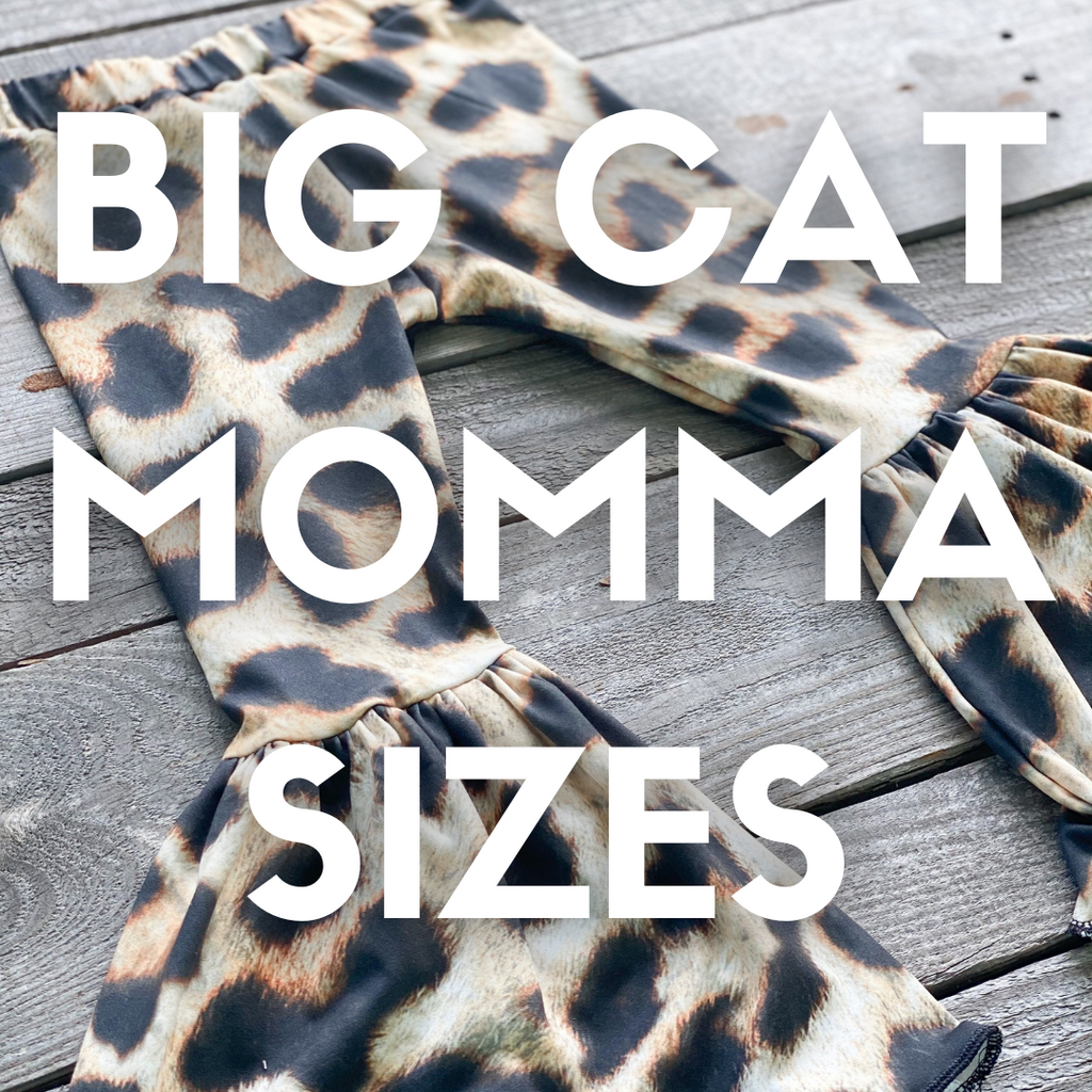 Big Cat Momma - Pick your style