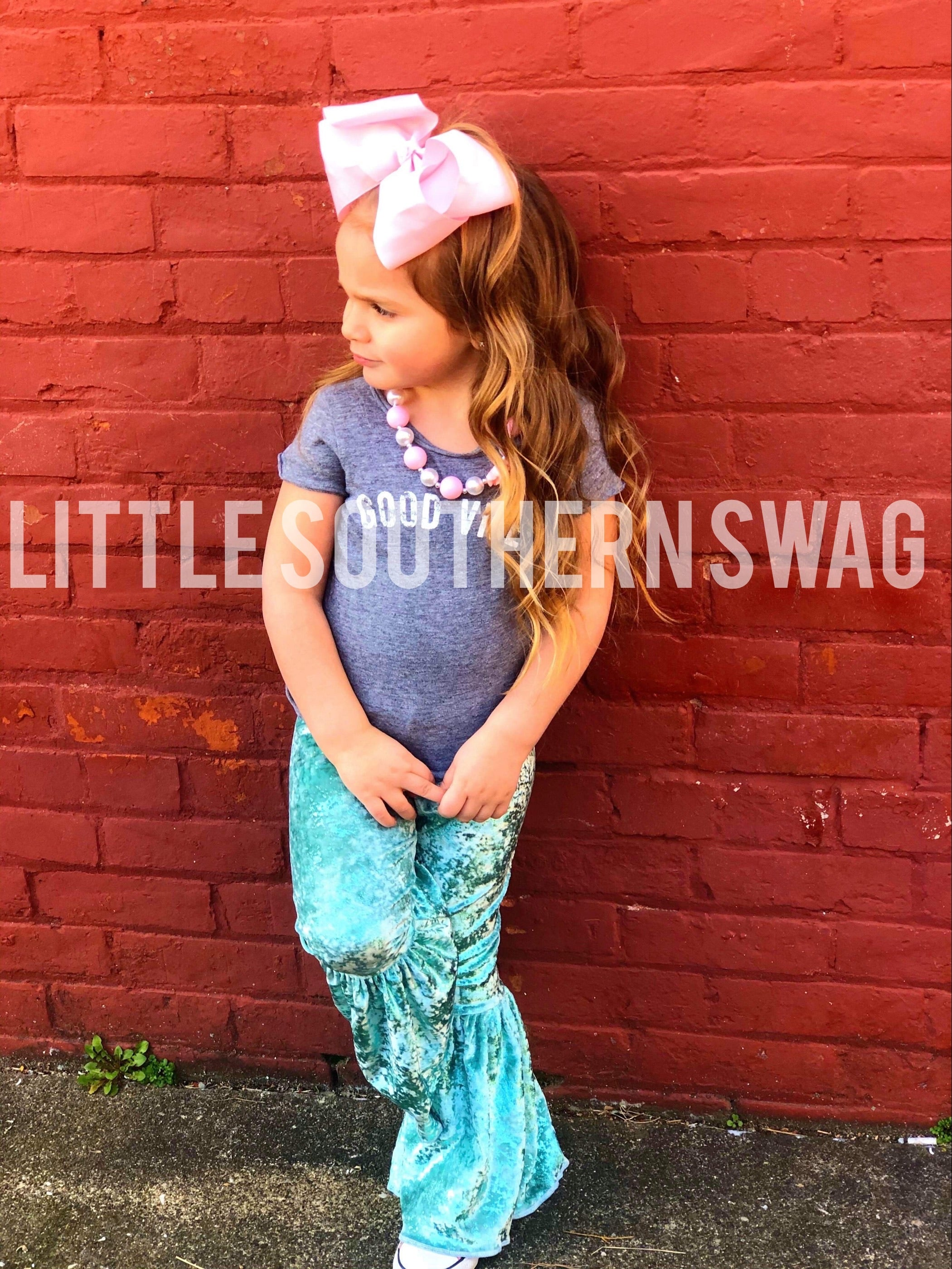 Limited Tiffany Metallic Bells - Little Southern Swag
