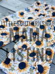 Kensett Sunflower Momma Palazzos - Little Southern Swag
