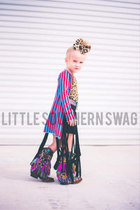 Rodeo Carnival Duster - Little Southern Swag