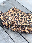 Leopard Ruffled Shorties - Little Southern Swag