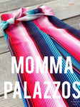 Tao Sunset Momma Palazzos - Little Southern Swag