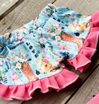Kelsi's Swag Ruffled Shorties - Little Southern Swag