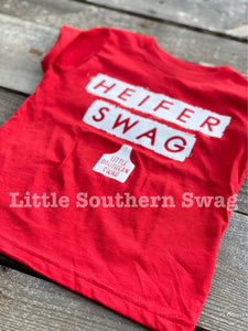 Heifer Swag Shirt - Little Southern Swag