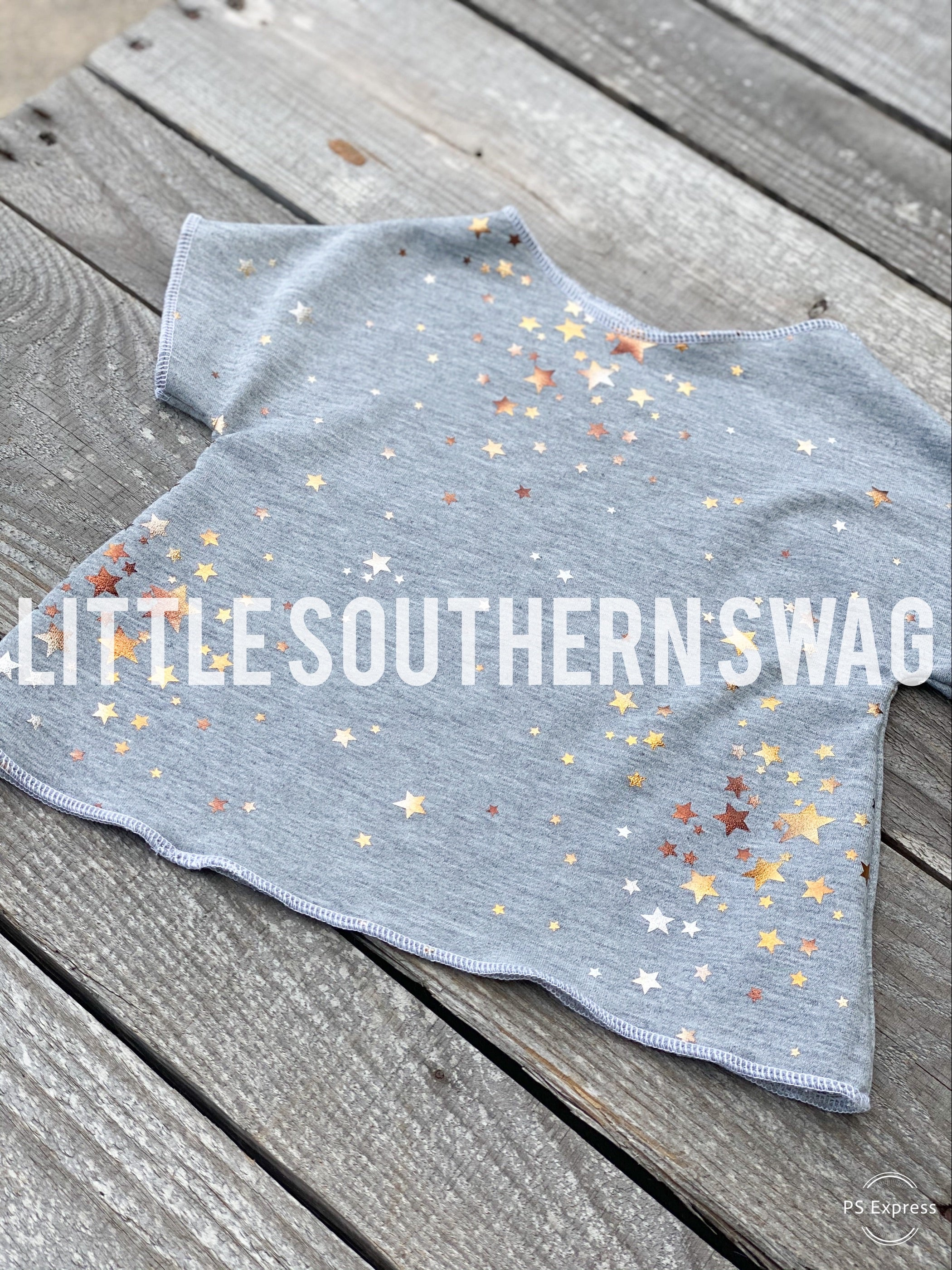 Chasing Stars Top - Little Southern Swag