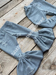 Distressed Blue Jean - Little Southern Swag