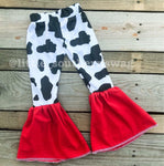 Cow bells and leggings - Little Southern Swag
