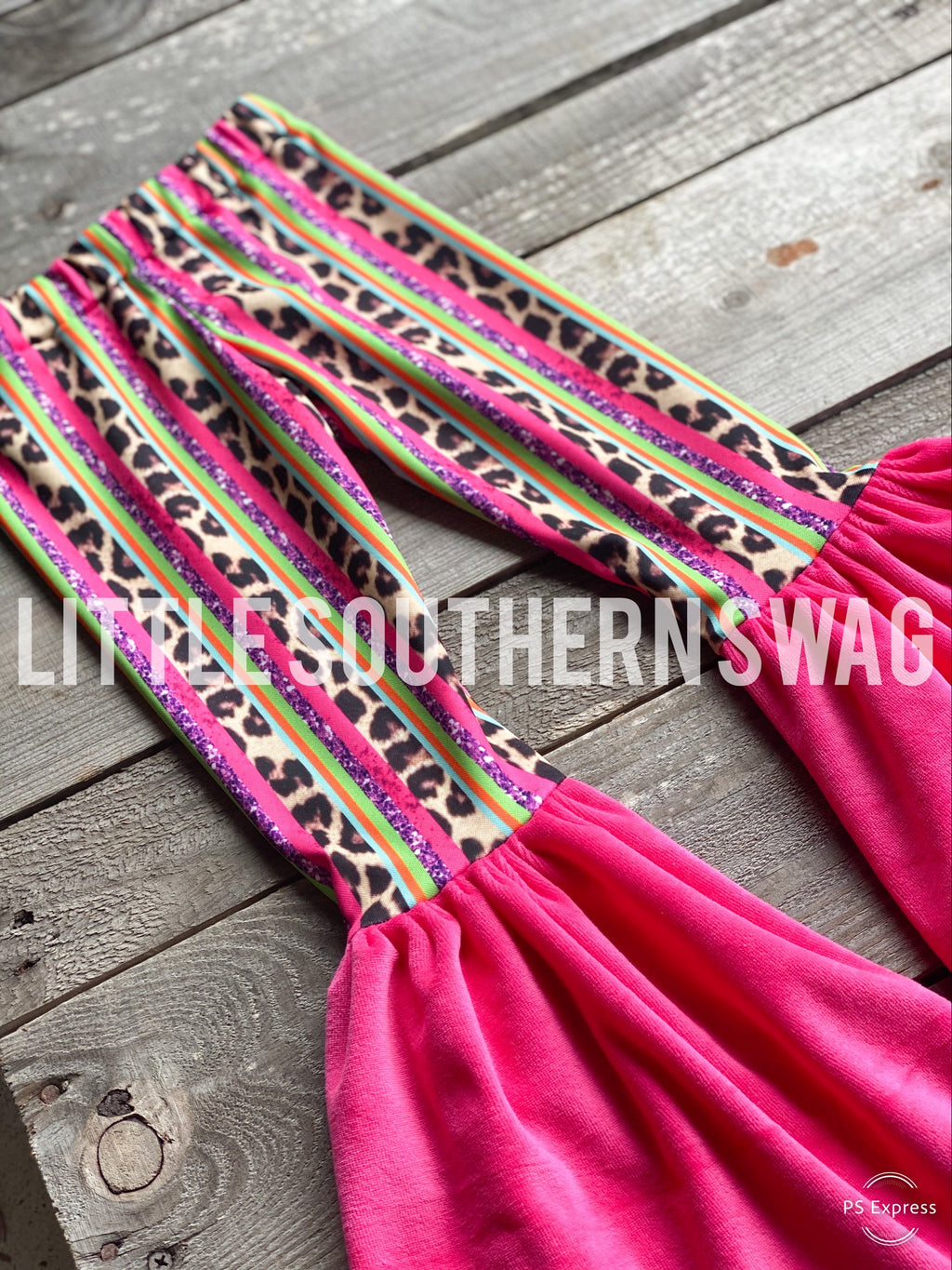 Swag Summer Stripes Bells - Little Southern Swag