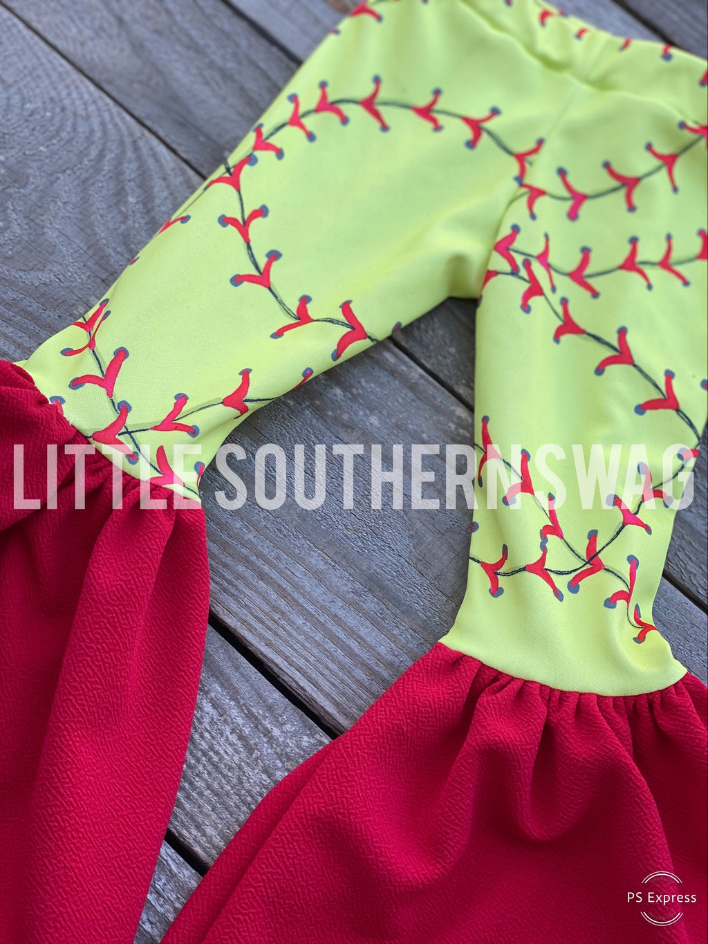 Softball Bells - Little Southern Swag