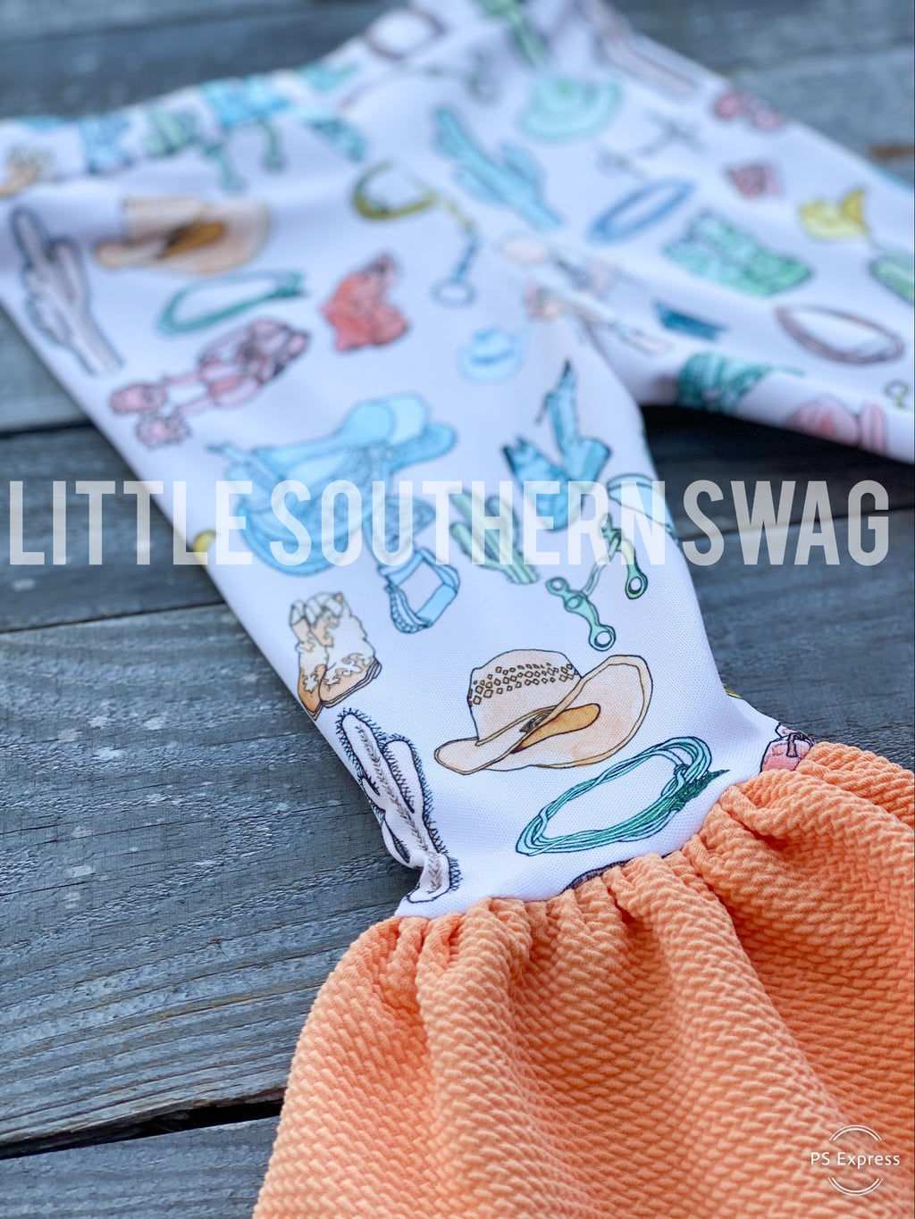 Howdy Get-Up Bells - Little Southern Swag
