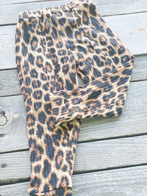 Limited Leopard Loungers