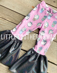 Sweet Unicorns Bells - Little Southern Swag