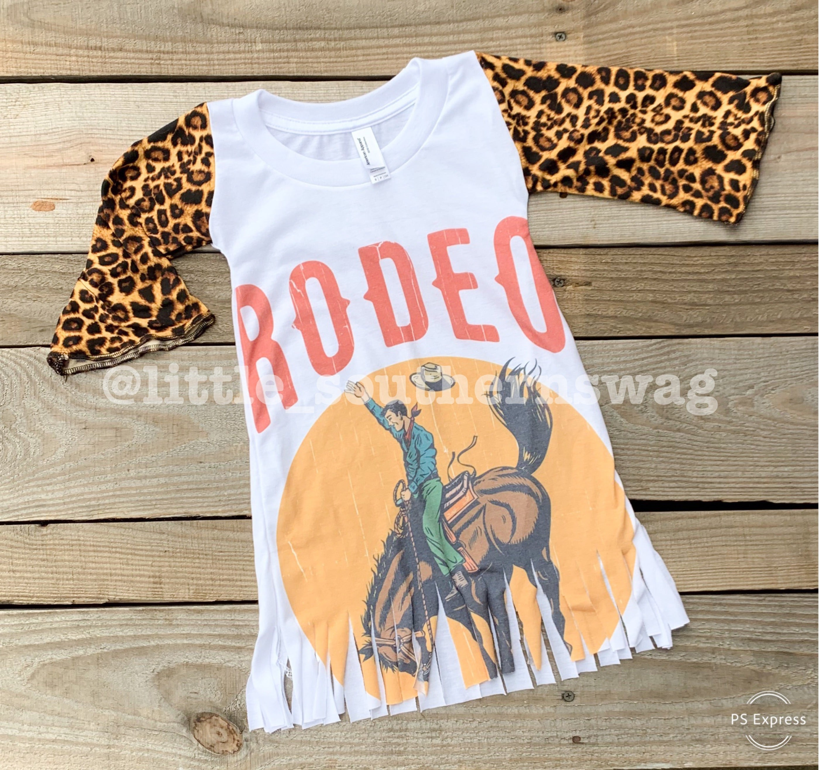 Momma Rodeo Shirt - Little Southern Swag
