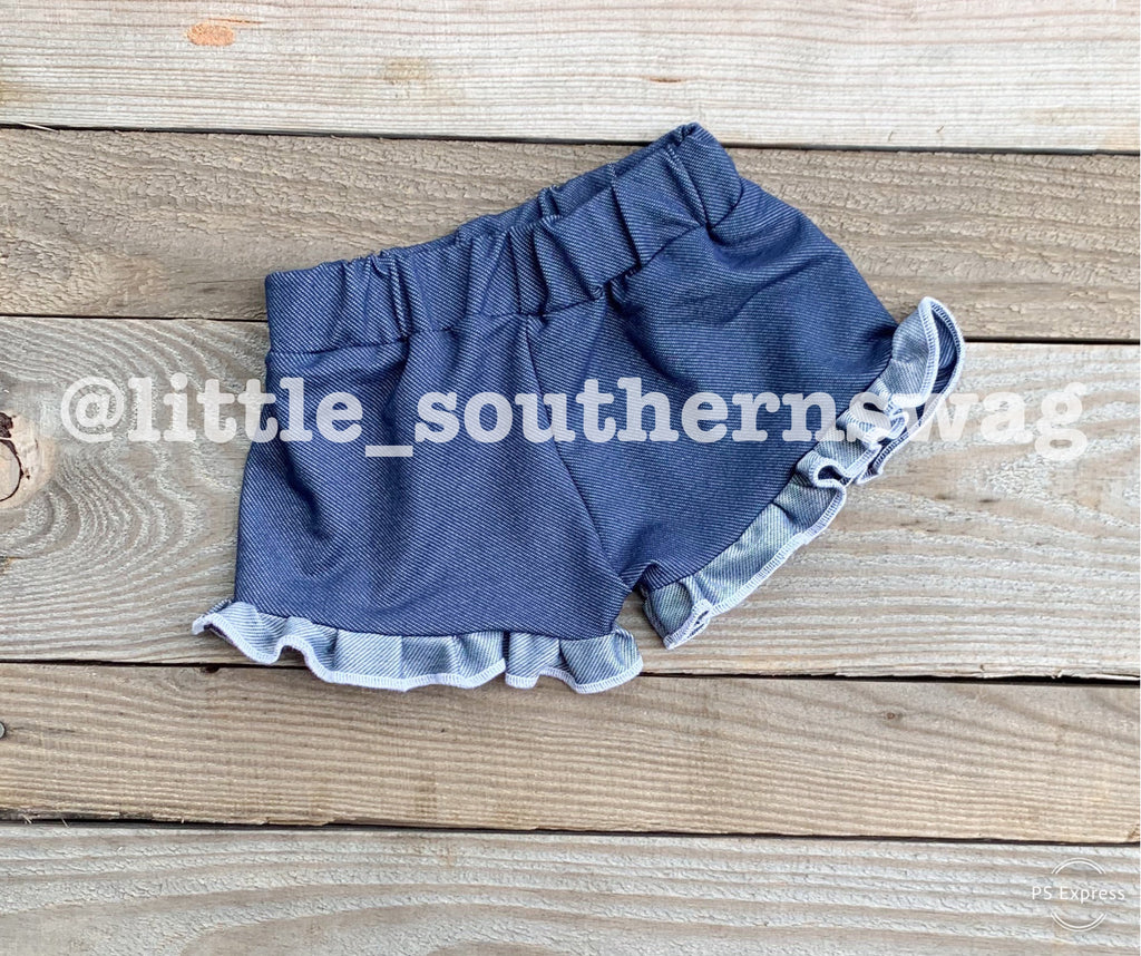 Blue Jean Baby - Little Southern Swag