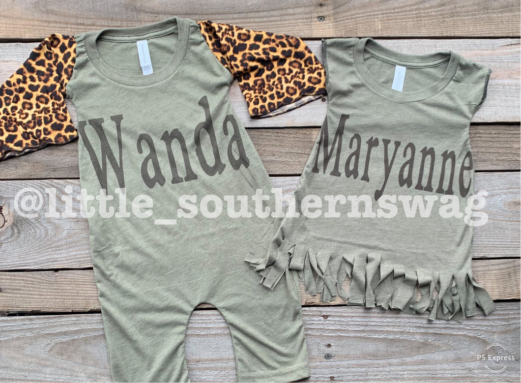 Maryann & Wanda Kids - Little Southern Swag
