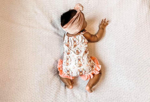 Peter Rabbit Ruffled Romper
