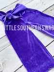 I Purple You Palazzos - Little Southern Swag