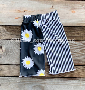 Daisy Day Palazzo Pants - Little Southern Swag