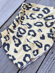 Sunny Day Leopard Shorties - Little Southern Swag