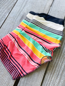 Retro Dreams Shorties