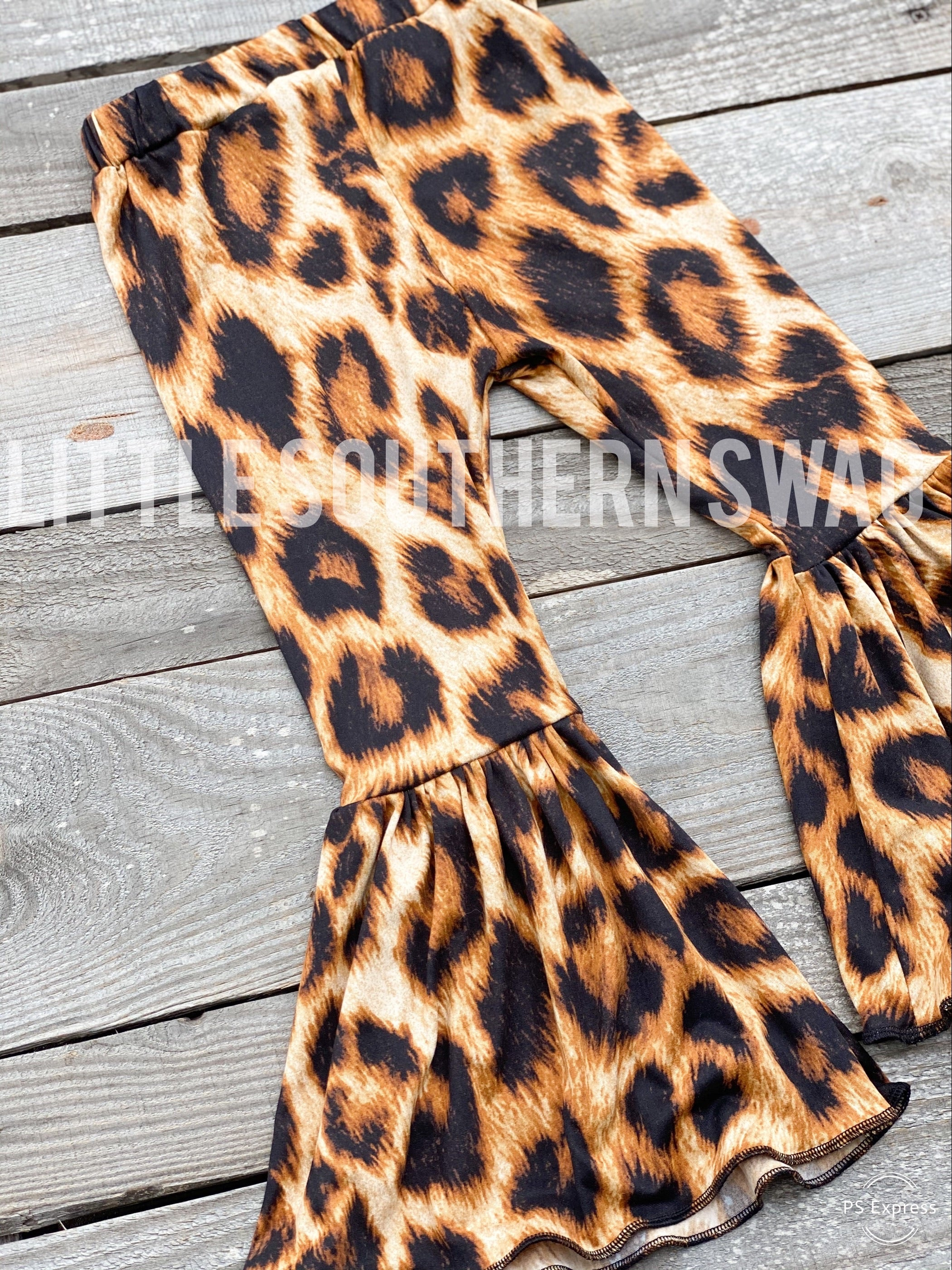 I Wanna Leopard Bells - Little Southern Swag