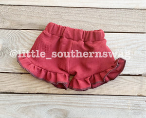 Maroon Basics - Little Southern Swag