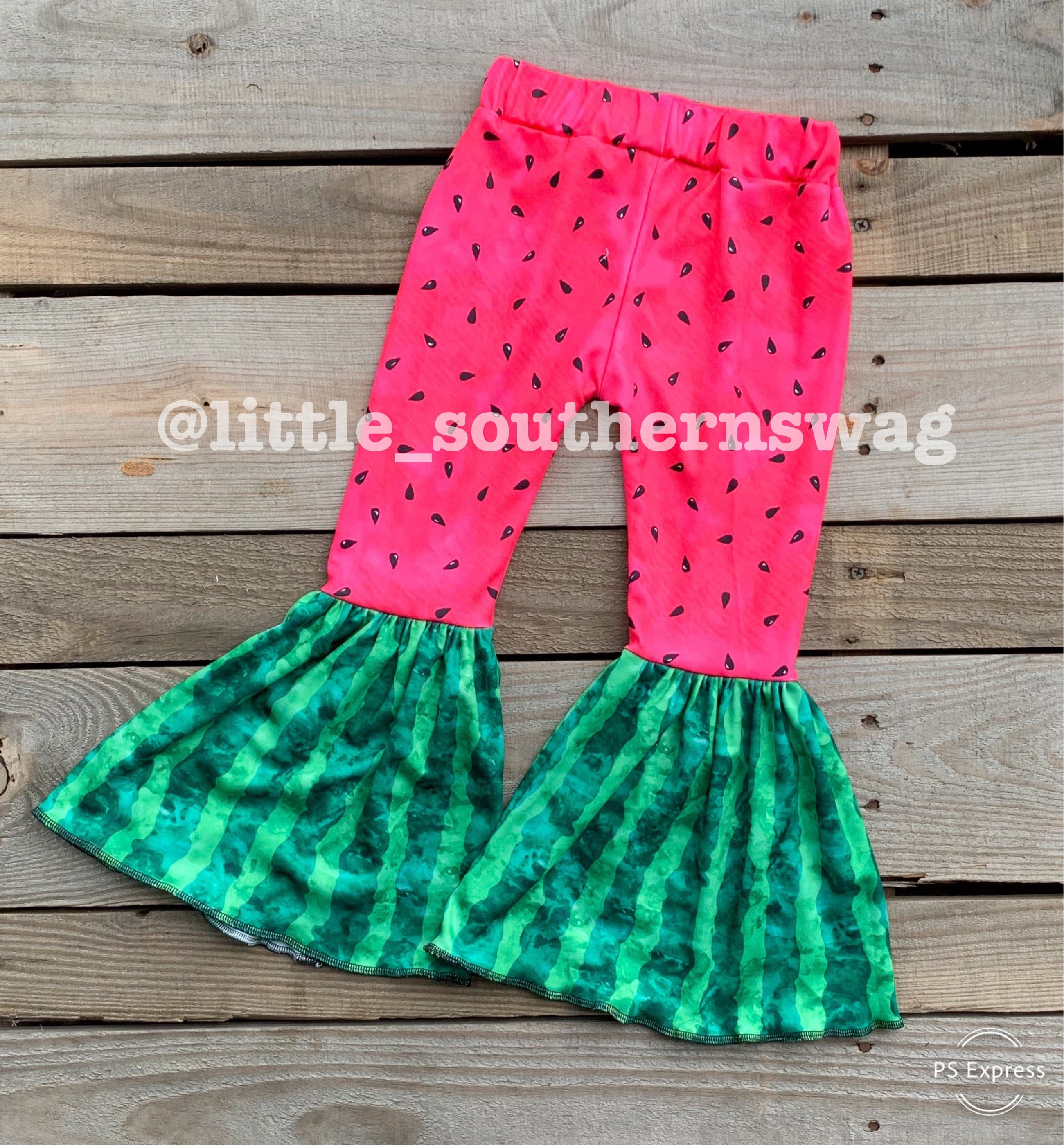 Watermelon Bells