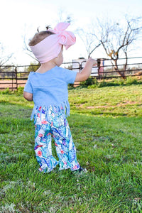 Maisyn Shay Palazzos - Little Southern Swag