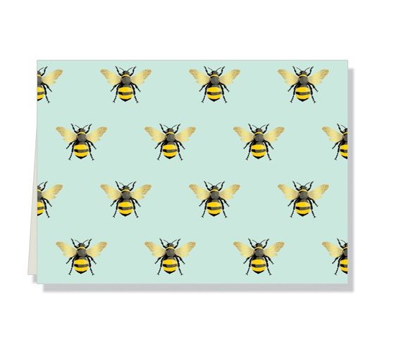 Queen Bee Note Cards