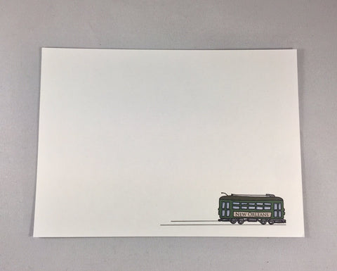 New Orleans Streetcar Invitation