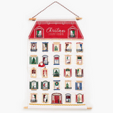 Christmas Countdown Wall Hanging