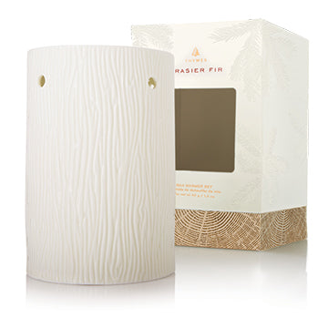 Thymes Frasier Fir Ceramic Wax Warmer