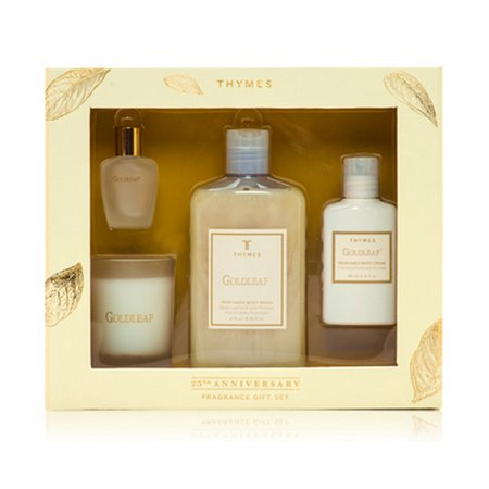 Thymes Goldleaf Gift Set