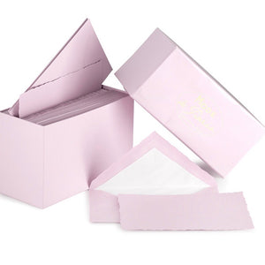 G. Lalo Mode de Paris Boxed Stationery in Lavender
